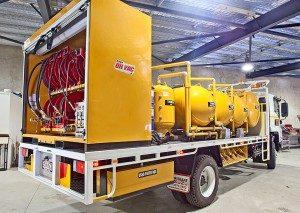 Lube Trucks, Perth