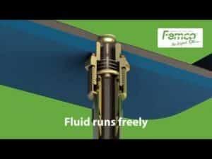 Fluid Runs Freely